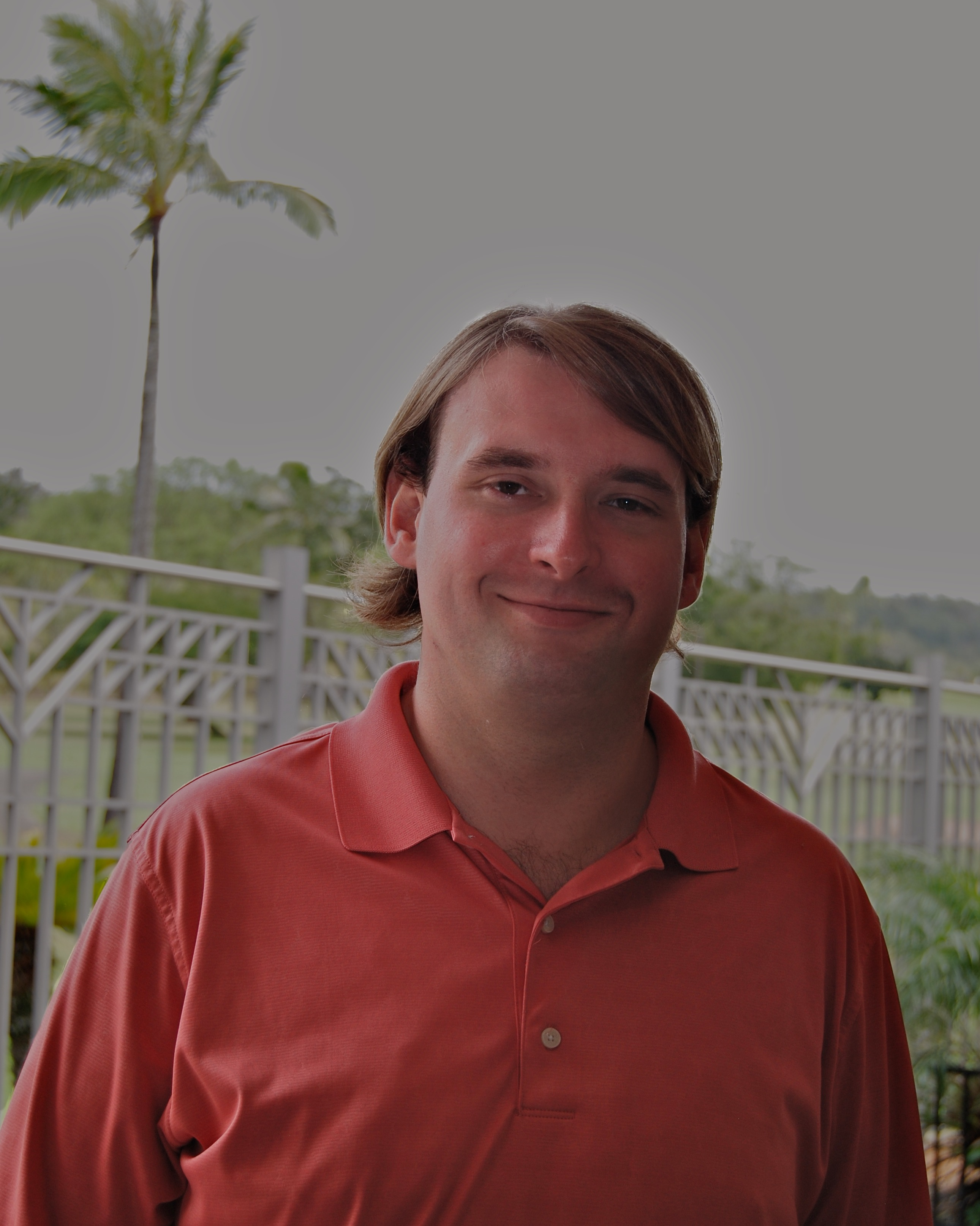 Brad Kastelin, Asia-Pacific Chapter Officer