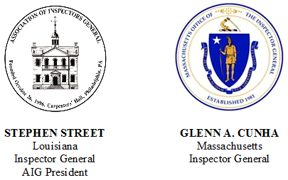 AIG and MASS seal