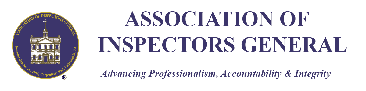 The Association of Inspectors General