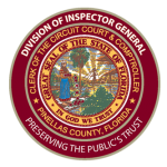 Division of Inspector General Pinellas County